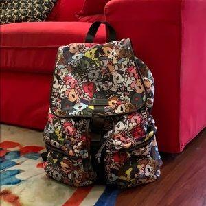 Tokidoki Unicorno Drawstring Backpack